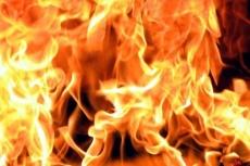 Пожар мог уничтожить пилораму в пригороде Йошкар-Олы