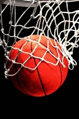 Дивизиональные соревнования школьной баскетбольной лиги постер
