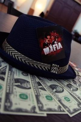 Mafia постер
