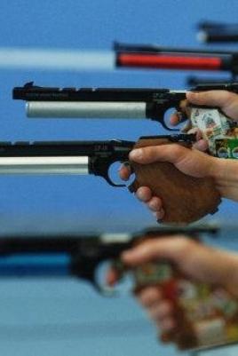 Чемпионат Республики Марий Эл по стрельбе постер