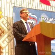 Председатель комитета СФ по международным делам представит интересы Главы Марий Эл в сенате