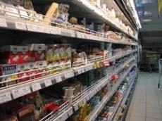 Цены на продукты питания в Марий Эл за месяц практически не изменились