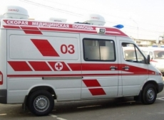 В Йошкар-Оле легковушка сбила бомжа