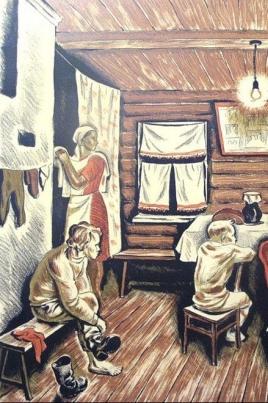 Персональная юбилейная выставка Игоря Мясникова постер