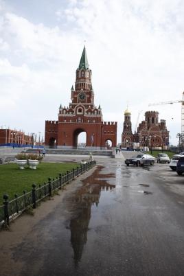 Люблю тебя, Россия постер