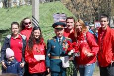 МТС поздравила ветеранов Великой Отечественной Войны