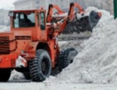 Снежные заносы в столице Марий Эл будут ликвидированы завтра к вечеру, при условии, что сегодня не будет осадков